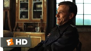 Inglourious Basterds (1/9) Movie CLIP  The Jew Hunter (2009) HD