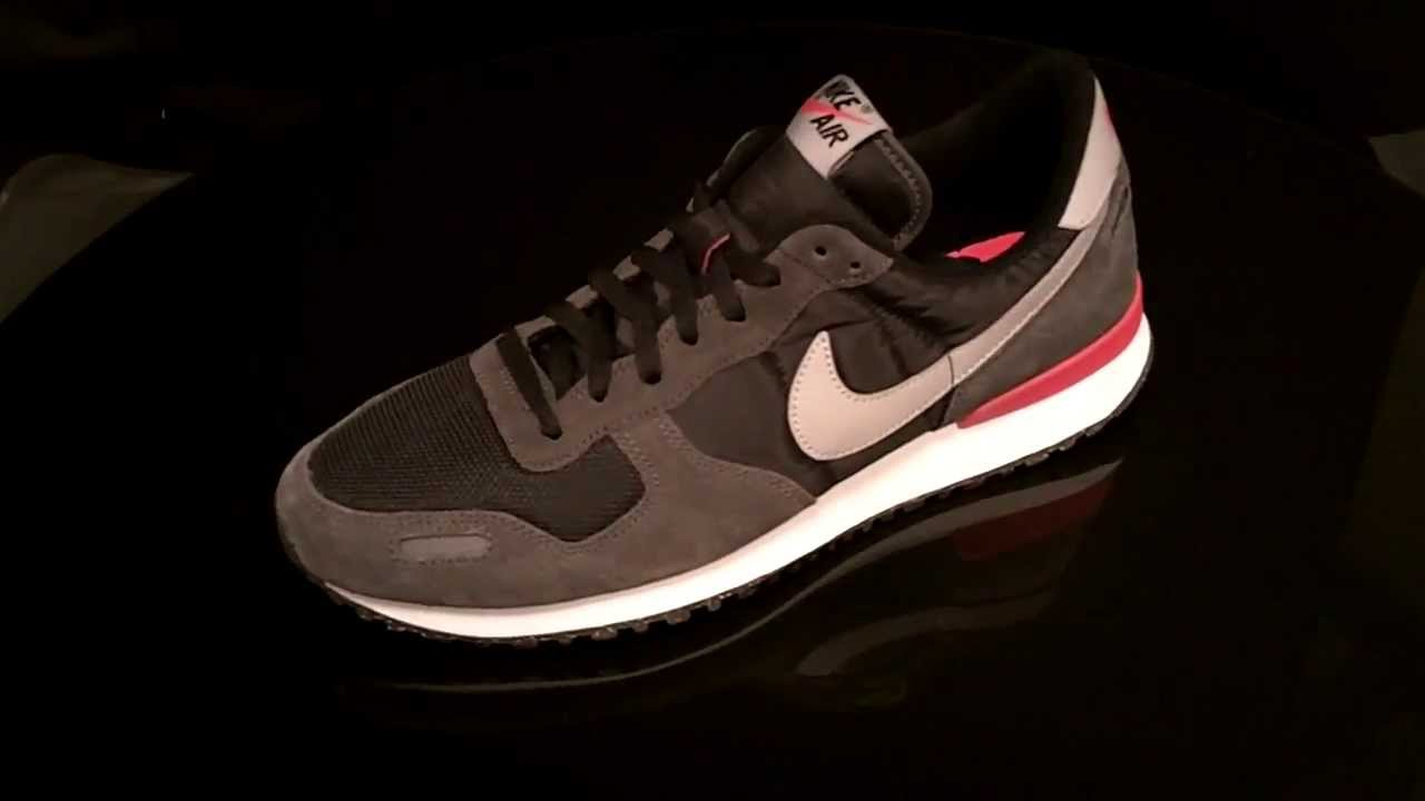 Nike Air Vortex Retro sneaker Black Mdm Grey Mid Fg Chilling Red 543216