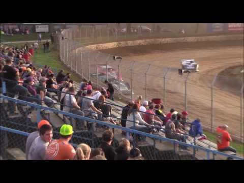 Super Late Model Heat #2 from Florence Speedway, March 25th, 2017.