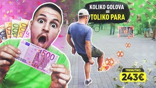 KOLIKO GOLOVA = TOLIKO PARA!