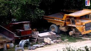 Video Dump Truck Boneyard / Friedhof Eucild R32 & Kockums, Germany, 2014. download MP3, 3GP, MP4, WEBM, AVI, FLV September 2018