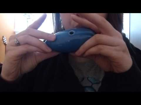 Song of Time on 6hole Ocarina