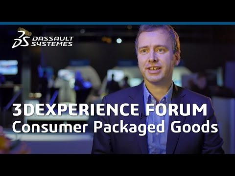 Consumer Packaged Goods Industry in 2016 - 3DEXPERIENCE Forum 2015 - Dassault Systèmes