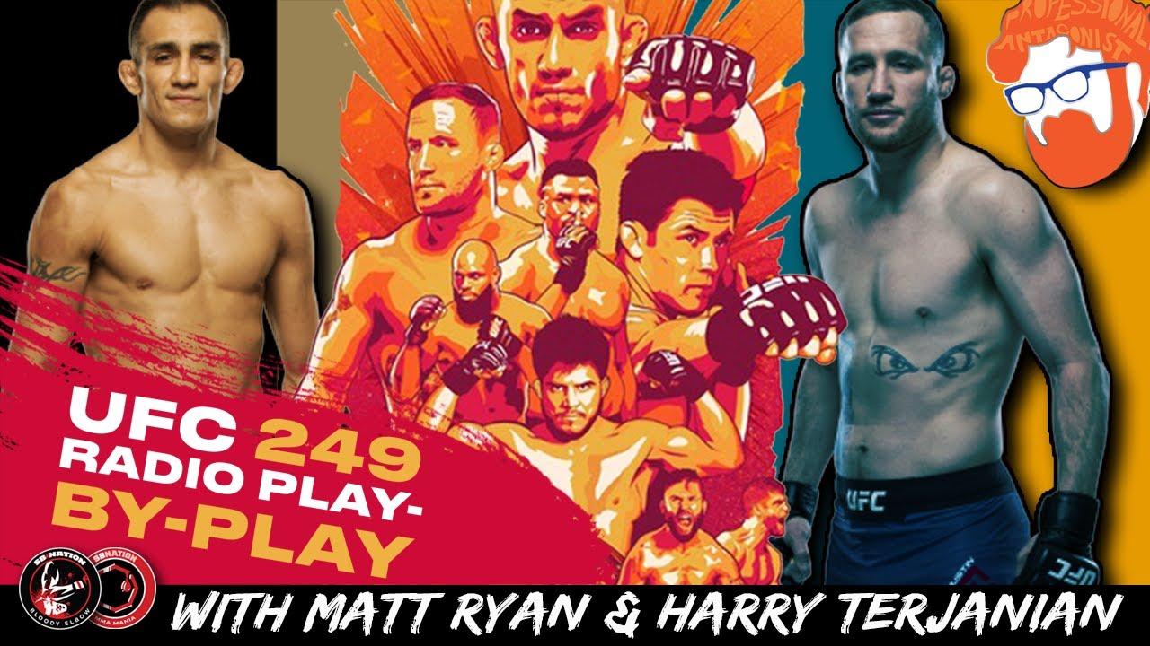 UFC 249 results -- Tony Ferguson vs. Justin Gaethje: Live updates ...