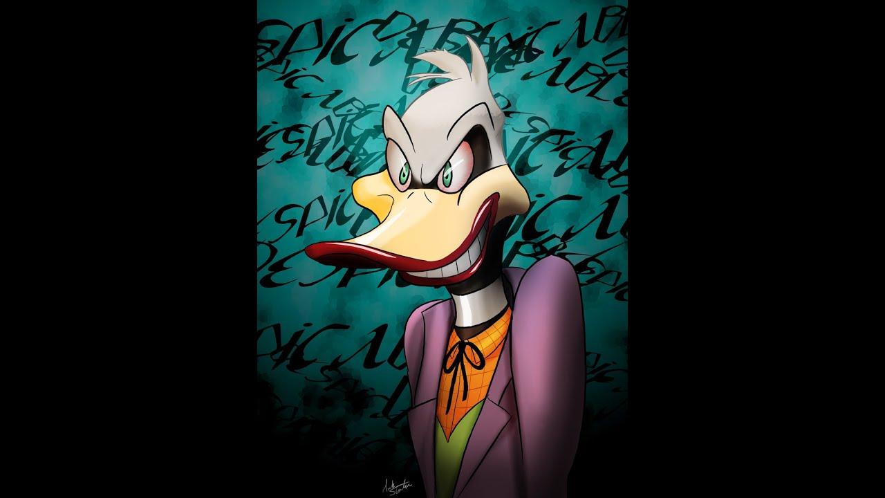 Daffy Duck Joker