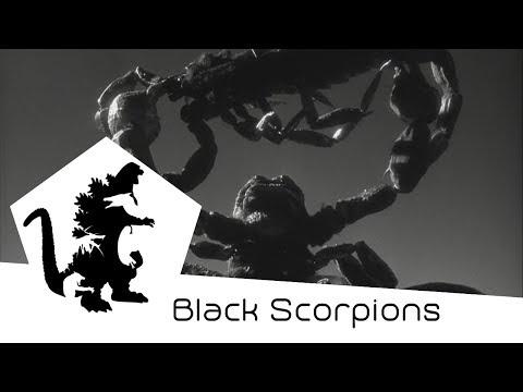 Giant Black Scorpions - Monsters Declassified [Black Scorpion 1957 Lore]