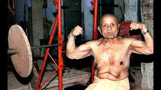 World's Oldest Bodybuilder: 104 years