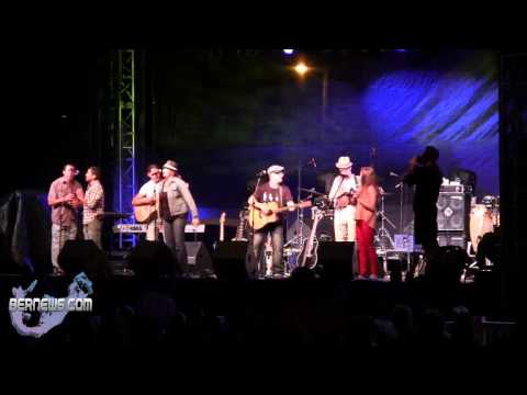 Bermuda Folk Club At John Lennon Tribute Concert, Sept 21 2012