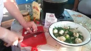 Отличная закуска под водку и альтернатива шашлыку!