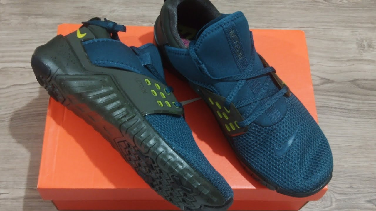 Nike Free x Metcon 2 | UNBOXING