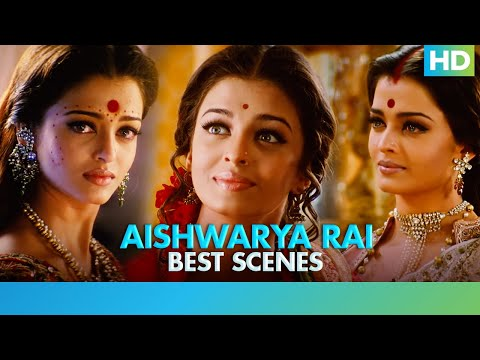 Aishwarya Rai Best Scenes from Devdas - Hindi Scenes Compilation