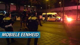 Mobiele Eenheid (ME) | politie | Inzet voetbalwedstrijd: PSV tegen Willem 2
