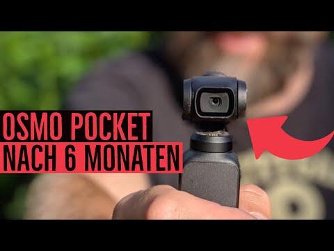 Dji Osmo Pocket Test: Meine Erfahrungen nach 6 Monaten [deutsch]