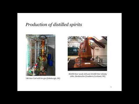 Distilled Spirits Webinar - How To Make Whiskey, Start A Distillery And More