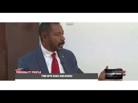 BTA : Time with  Nana Osei Bonsu C.E.O  of PEF Ghana