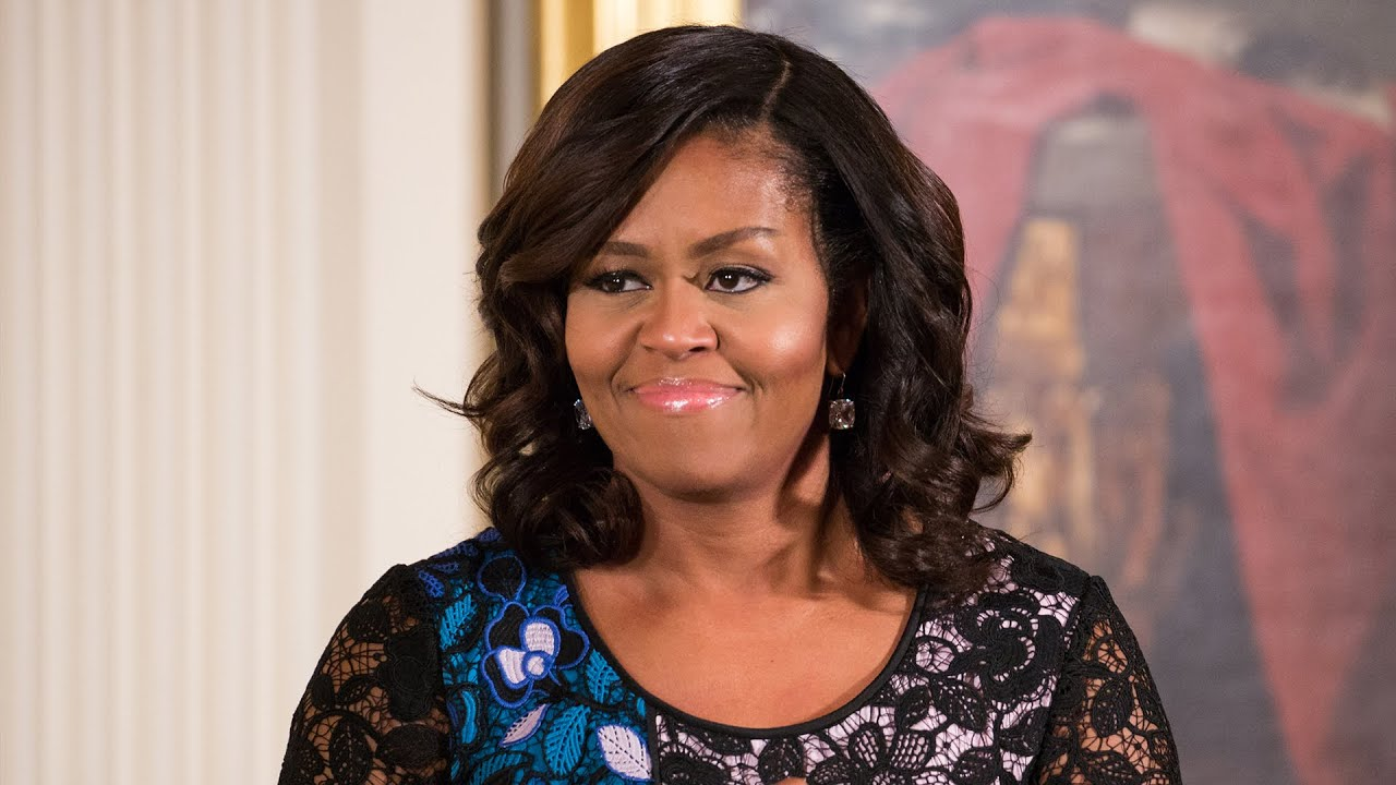 Michelle Obama Gets CANDID About Experiencing Menopause