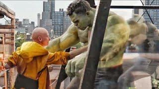 AVENGERS ENDGAME SPOILER! Thor ve Hulk Meselesi
