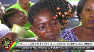 8th Salon Academy of the National Association of Beauticians and Hairdressers