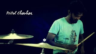 Drum Cover Foo Fighters - Dear Rosemary Pritul Chauhan