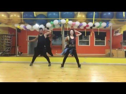 Desde Esa Noche - Thalia (feat Maluma) / ZUMBA