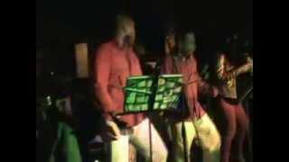 """Por encima del nivel (Sandunguera)"" - Latin City (Live)"