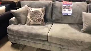 FB Live - Best-Selling Groovy 2 PC Sectional