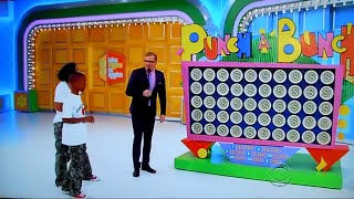 The Price is Right - Punch A Bunch - 12/27/2013