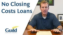 How Do No Closing Cost Loans Work | (385) 800-1190
