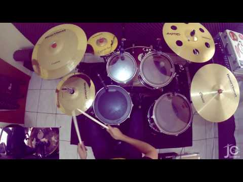 Your Love Never Fails | Newsboys Version | JC Batera (Drum Cover)