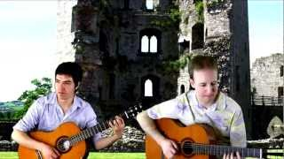Farewell to the King - classical guitar original by Brian Hunsaker [Official video]