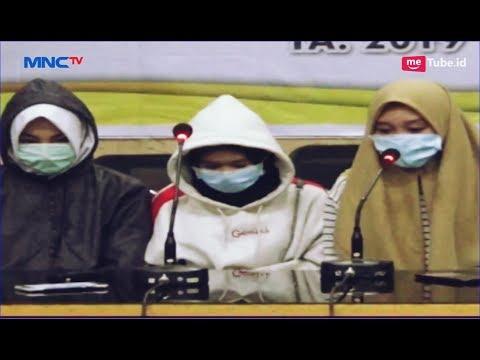 Minta Maaf, 3 Pelaku Penganiayaan Audrey Terancam 3,5 Tahun Penjara - LIP 11/04