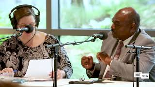 KUT Morning Edition Live at the Austin Central Library