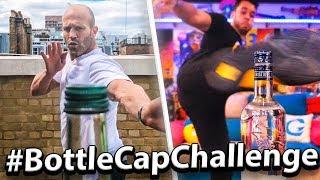 #BottleCapChallenge - TheGrefg