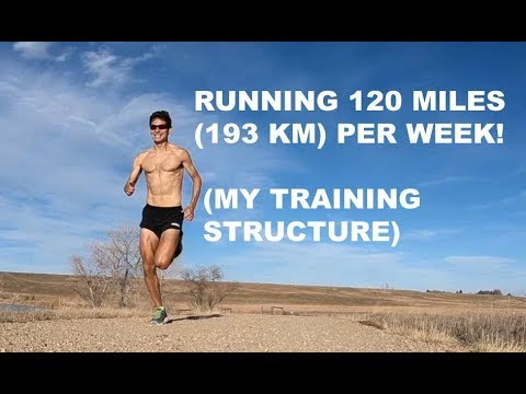 ANATOMY OF A 120 MILE (193KM) TRAINING WEEK! Sage Canaday marathon Training Plan and Workouts