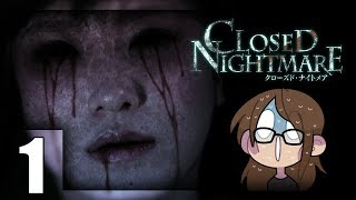 [ Closed Nightmare ] New FMV horror from Nippon1! - Part 1