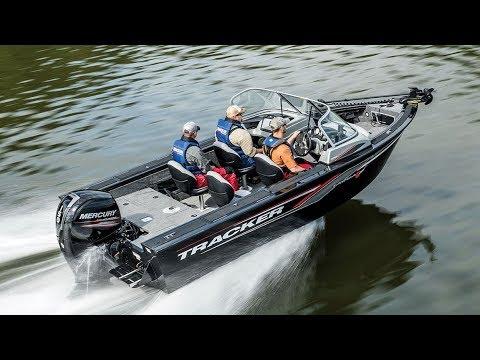 TRACKER Boats: 2018 Targa V-18 WT