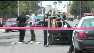 Man Shot & Killed In Broad Daylight In Modesto, California - News Story