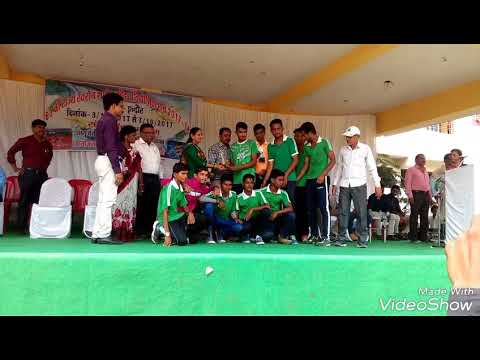 Softball Closing Ceremony 63 School State Softball Championship In Indore