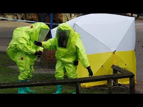 Espion empoisonné : la piste russe