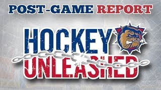 Hamilton Bulldogs Vs. Syracuse Crunch Post-game Report