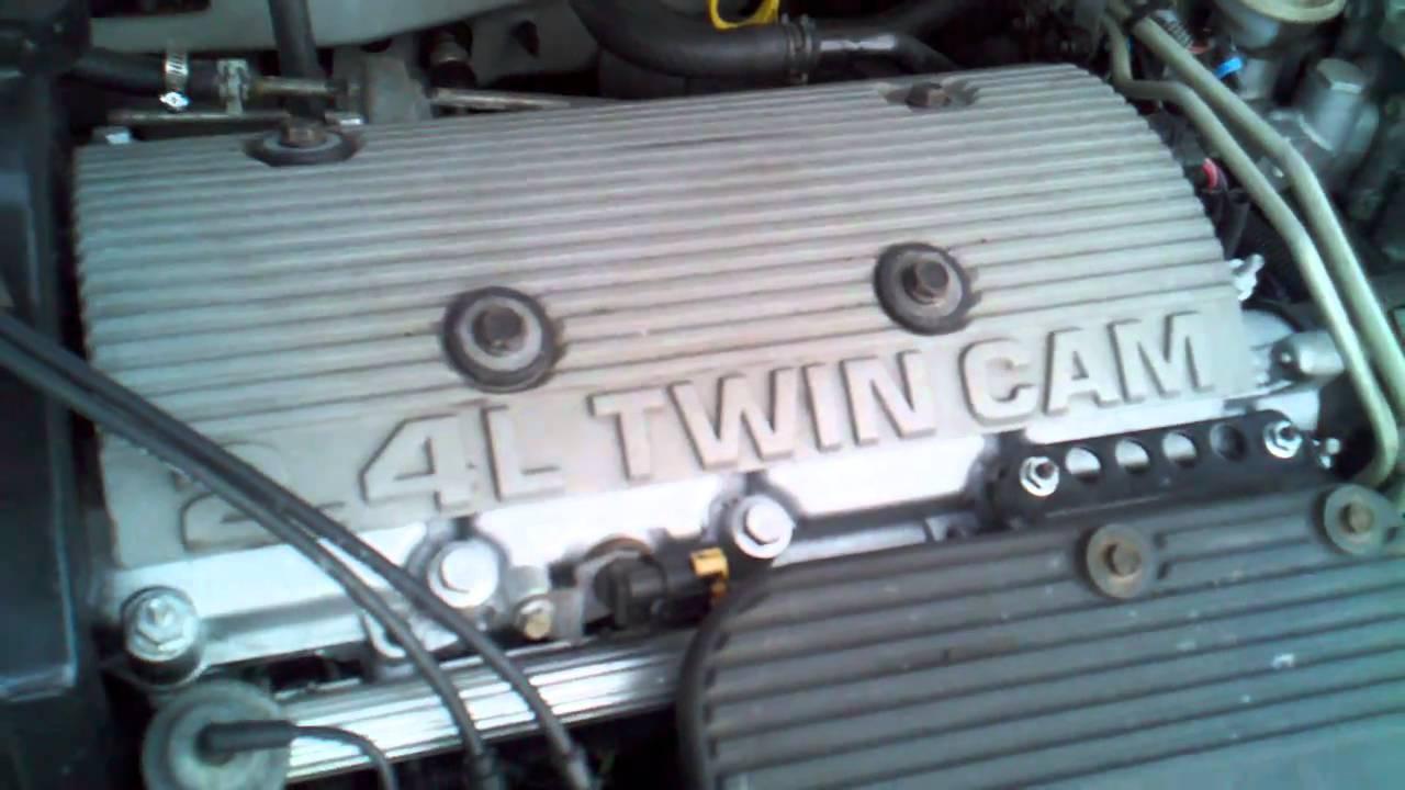 Sunfire 24 Twin Cam Motor Knock   Doovi