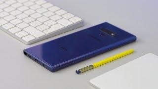 Ich bin begeistert! - Galaxy Note 9 (Review)