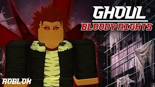Ghoul: Bloody Nights The Best Tokyo Ghoul Game On Roblox?