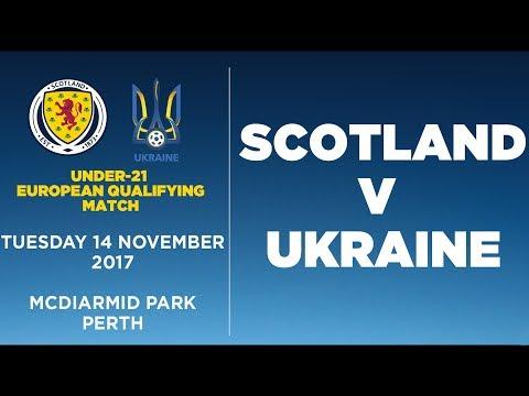 LIVE | Scotland Under-21s v Ukraine Under-21s