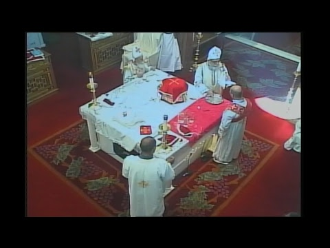 Holy Liturgy with Fr. Paula Salib - May 13, 2018