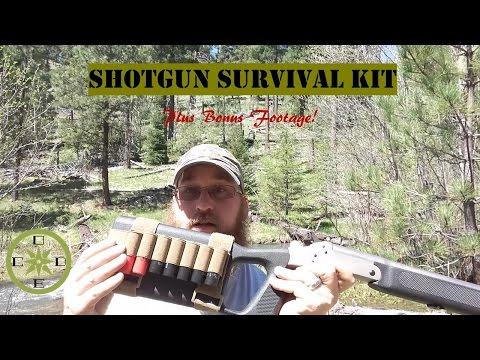 Shotgun Survival Kit Plus Bonus Footage