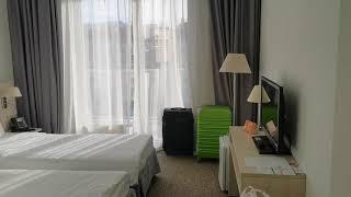 Отель Сочи Парк Стандартный двухместный номер Видео обзор и отзыв Цена стандартного номера на 2х