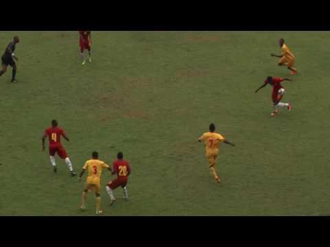 Ghana 1 - 1 Benin - international friendly second half