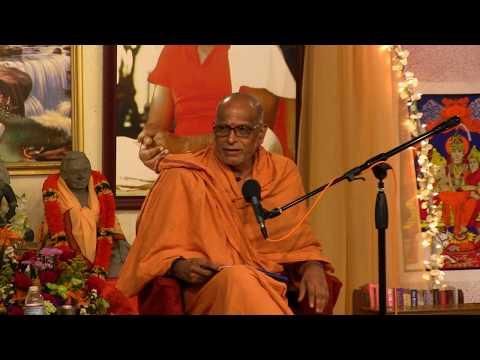 Swami Medhananda Puri: How Karma Yoga Helps [Part 1]