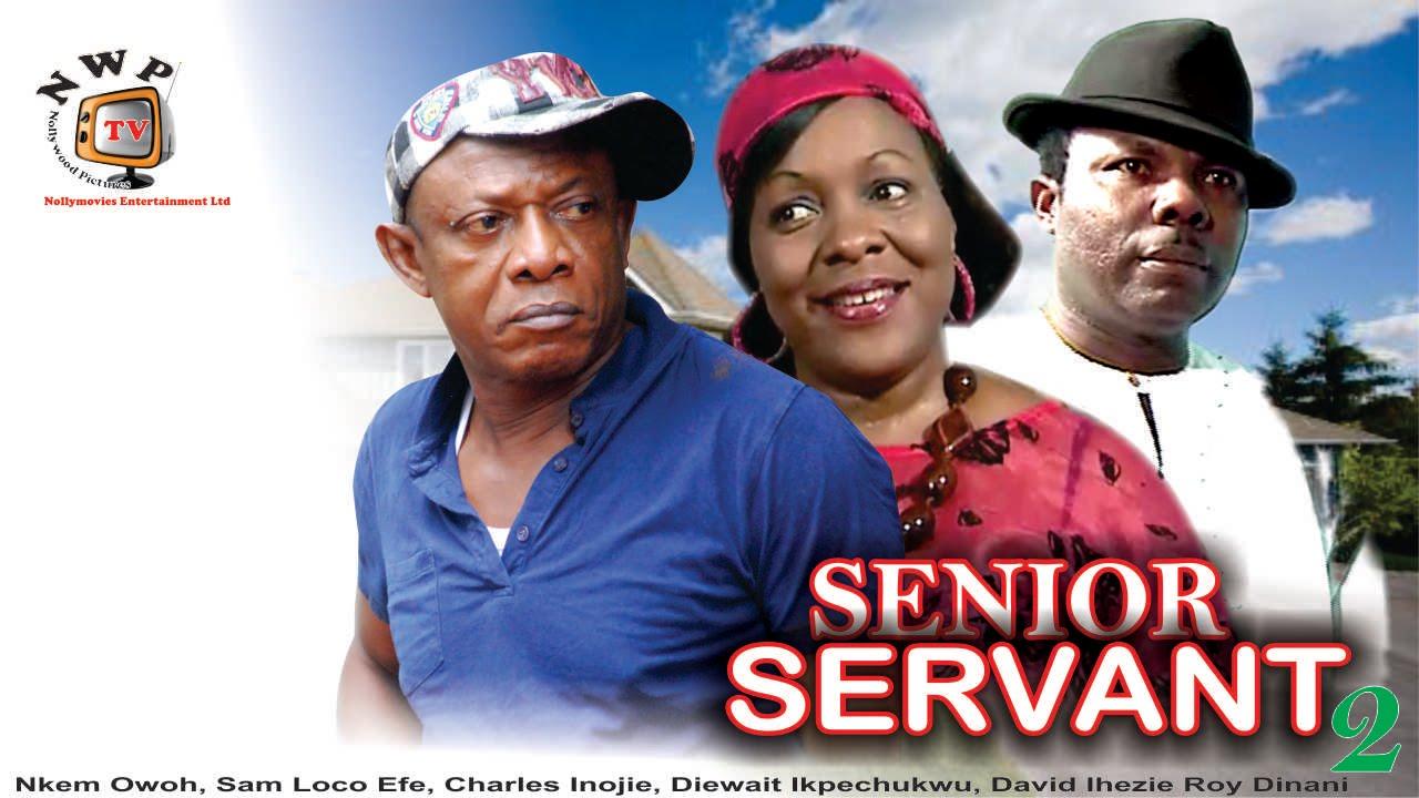 Senior Servant - 2